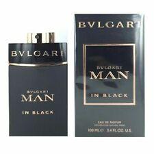 Bvlgari Man in Black Men 3.4 oz 100 ml *Eau De Parfum* Spray Nib Sealed
