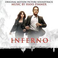 HANS ZIMMER - INFERNO - OST - ORIGINAL SOUNDTRACK - CD NEU
