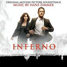 Hans stanza-INFERNO-EST-ORIGINAL SOUNDTRACK-CD NUOVO