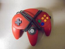 Red Nintendo  Video Game COntroller