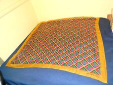 """VINTAGE GIVENCHY BEAUTE SCARF SIZE 33 1/2"""" x 33 1/2"""""""