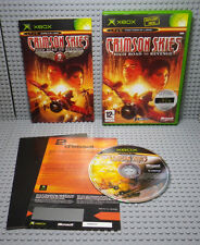 Crimson Skies - High Road to Revenge - XBOX