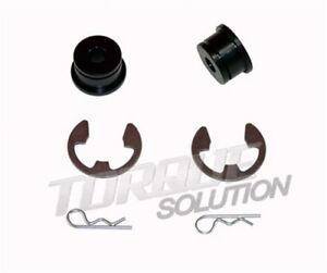 Torque Solution Shifter Cable Bushings Fits Audi TT 1999-06