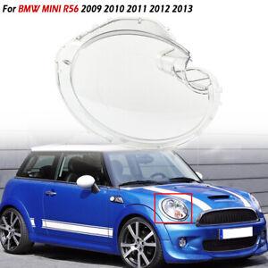 Right Side Headlight Headlamp Lens Cover For Mini Cooper R56 Hatchback 2009-2013