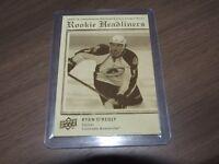2009-10 Upper Deck Rookie Headliners #RH4 Ryan O'Reilly