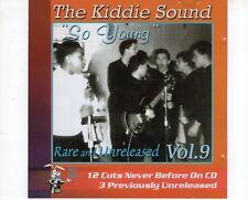 CD THE KIDDIE SOUNDvol 9 MINTDOO WOP  (B1842)