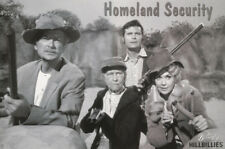 Poster Comical Beverly Hillbillies - Homeland Security- Ship #3760 Rc47 S