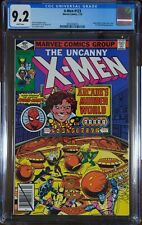 X-Men #123 - CGC 9.2 - SPIDER-MAN