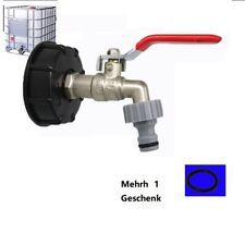 Regenwassertank Adapter - Zubehör Für IBC Container - Auslauf - Regentonnen