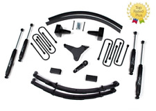 "2000-2004 Ford F250 F350 for the 5.4L V8 Gas Motor 6"" Full Suspension Lift Kit"