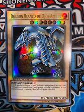 Yugioh SPANISH x1 Blue Eyes White Dragon Ultra Rare Speed Duel STP1