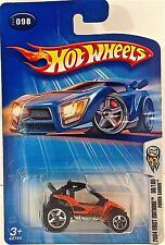 Hot Wheels 098 Power Sander, 2004 First Editions 98/100 Cards and Cars Mint