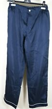 Sleepy Jones Silk Marcel Pants Trousers Pajamas Size Small Brand New