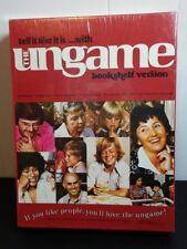 The Ungame Bookshelf Version NEW 1975 Hansen unopened