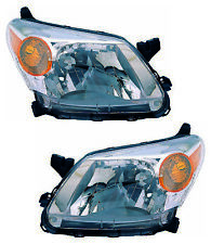 For 2008 2009 2010 2011 2012 Scion Xd Headlights Pair Set (Fits: Scion)