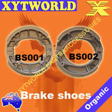 FRONT REAR Brake Shoes HONDA C 50 1996 1997 1998 1999 2000 2001 2002
