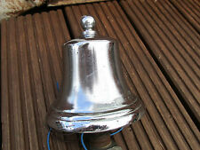 VINTAGE SMALL WINKWORTH BELL AS USED ON CLASSIC POLICE CARS WOLSELY MG
