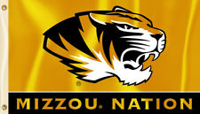 Missouri Tigers 3' x 5' Flag (Mizzou Nation) NCAA Licensed