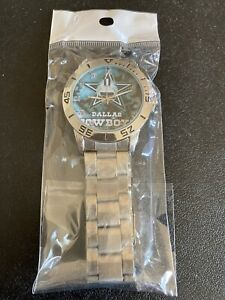 Brand New Stainless Steel Dallas Cowboys Watch