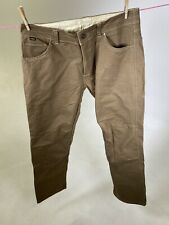 Kuhl Men's Rydr Pants - 36 x 32 - Dark Khaki - NEW WITH DEFECTS