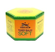 Tiger Balm Soft Large - 50g  for headaches, stuffy nose, insect bites (New!)