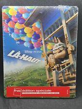 Blu ray DVD Là Haut - ED Steelbook Disney .