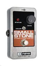 EHX Electro-Harmonix Nano Small Stone Analog Phase Shifter Guitar Effects Pedal