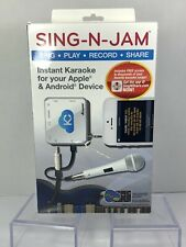 Acesonic Karaoke Mixer ios & Android Sing N Jam Devices