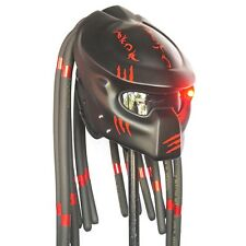 Predator Matte Black Helmet Open Face Bike Motorcycle :Size M (in Japan Only)