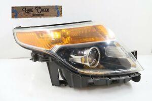 OEM 2011 2012 2013 2014 2015 Ford Explorer Halogen Headlight (Right/Passenger)