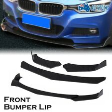 Front Lip Bumper Body Kit Spoiler For Honda BMW Audi Benz Ford Subaru Universal