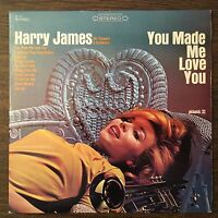 Harry James - You Made Me Love You - 1966 Vinyl LP Record  Pickwick/33 Near Mint