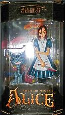 "American McGee's Alice Figure ""Anime Eyes Variant"" Ultra Rare"