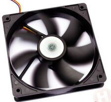 VENTOLA CHASSIS FAN PC 3 PIN SILENT / COOLER MASTER SILENT FAN - 12 CM