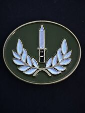Combat Infantry First Class Lapel Pin