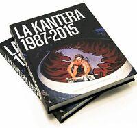 LA KANTERA 1987 - 2015 - LIBRO SKATEBOARD BOOK - 300 Pag. - TAPA DURA