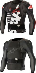 Alpinestars Sequence Long Sleeve Protection Jacket - Motocross Dirtbike Offroad