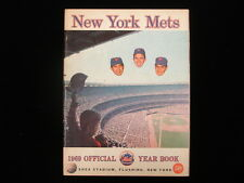 1969 New York Mets Official Yearbook