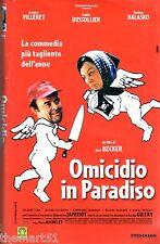 Omicidio in Paradiso (2002)  VHS Medusa - Jean Becker Villeret