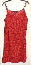 "Jolie robe tons rouge LA FIANCEE DU MEKONG T L ""Neuve"""