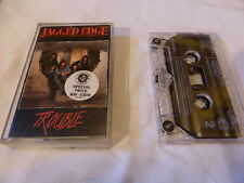JAGGED EDGE   TROUBLE   CASSETTE   1990  841 983-4
