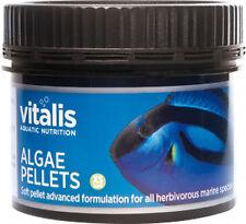 New Era Vitalis Algae Pellets XS 60g - Sinking Fish Food 1mm Pellets Marine