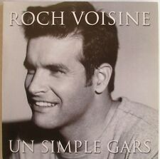"ROCH VOISINE - CD SINGLE PROMO ""UN SIMPLE GARS"""