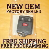 NEW SEALED OEM 98-00 FORD EXPLORER EXPEDITION 00 EXCURSION KEYLESS REMOTE FOB