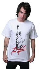 Rogue Status AWOL Statue of Liberty White T-Shirt Size: S