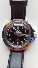 Vostok Militäruhr, Handaufzugsuhr