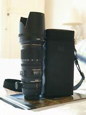 Sigma EX APO DG HSM OS 70-200mm F/2.8 Lente Para Nikon