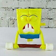 "Spongebob Squarepants Weight Lifting 3"" Tall McDonald's Happy Meal Action Figure"