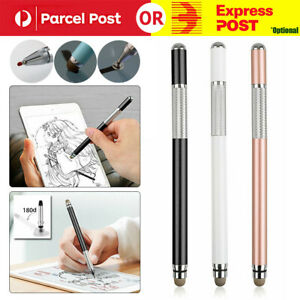 AU Universal Capacitive Touch Screen Pen Drawing Stylus For iPad Android Tablet