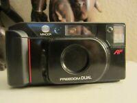 Minolta Freedom Dual 35mm P&S film Camera
